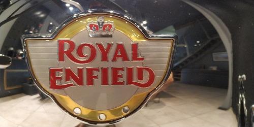 interceptor royal enfield cromada