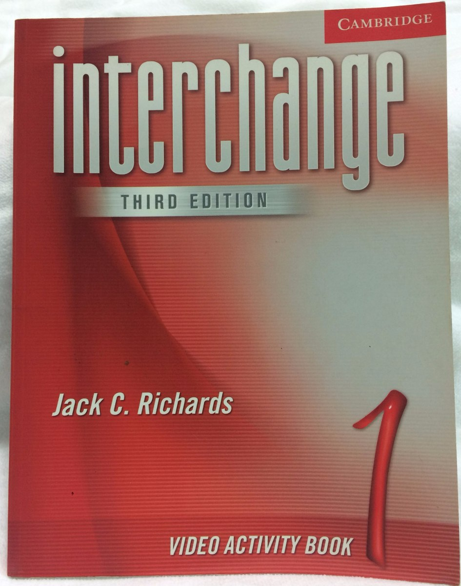 Cambridge Interchange Students Book 1