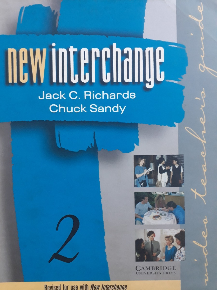 interchange 1 video teacher's guide - third edition - azul. Carregando zoom.