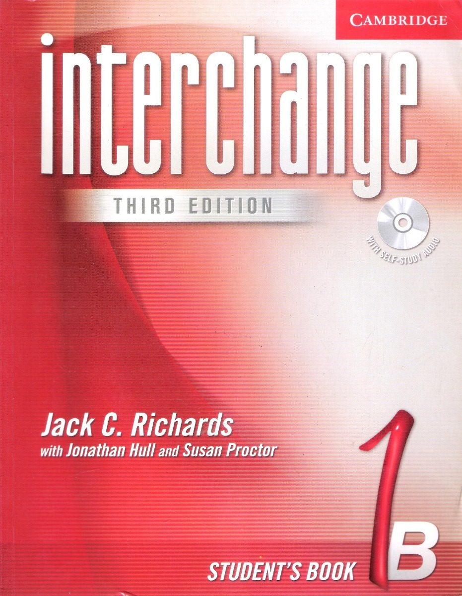 Workbooks workbook com : Interchange - 3rd Edition - 1b - Student + Workbook - Com Cd - R ...