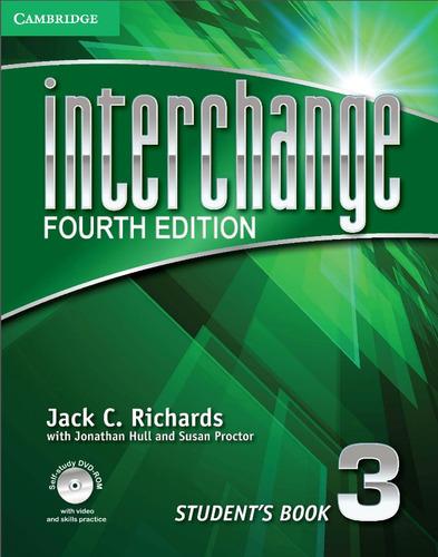 interchange 4ª level 3 student's book impressoaltaqualidade