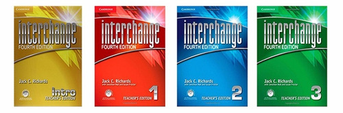 interchange fourth ed.completo + presentation plus + brindes