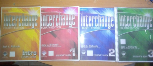 interchange libros (fyr lois)  a color + dvd gratis a color