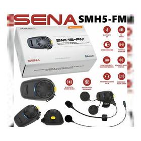 Intercomunicador   Bluetooth Sena Smh5-fm