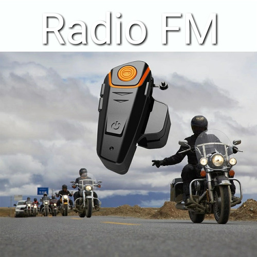 intercomunicador bt-s2  moto casco 1000mt radio fm
