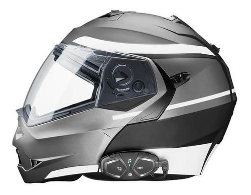 intercomunicador capacete interphone active duplo 2020