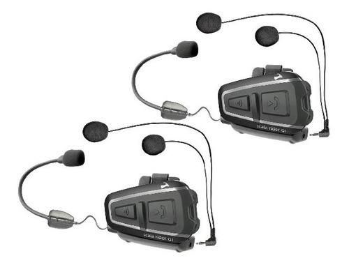intercomunicador casco moto cardo scala rider q-1 duo