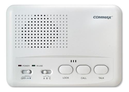 intercomunicador inalambrico commax ultimo modelo + fidelidad
