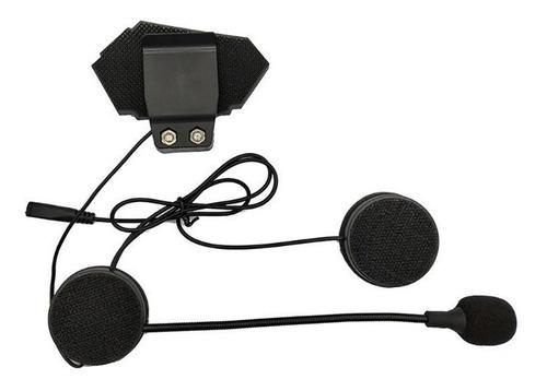 intercomunicador para moto bluetooth 4.0 bt12 control llamad
