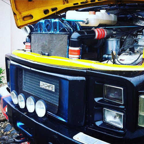 intercooler mercedes motor