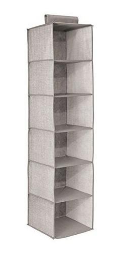 interdesign aldo armario de tela para colgar organizador de