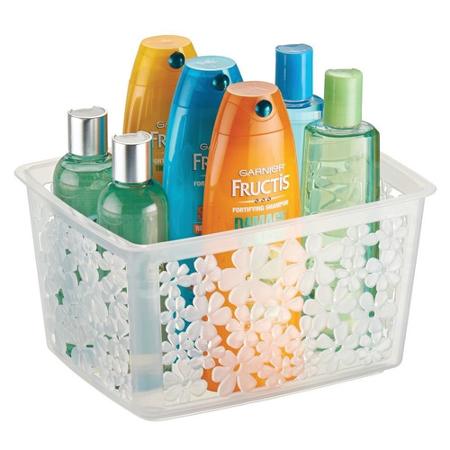 interdesign blumz - cesta de almacenamiento doméstico para