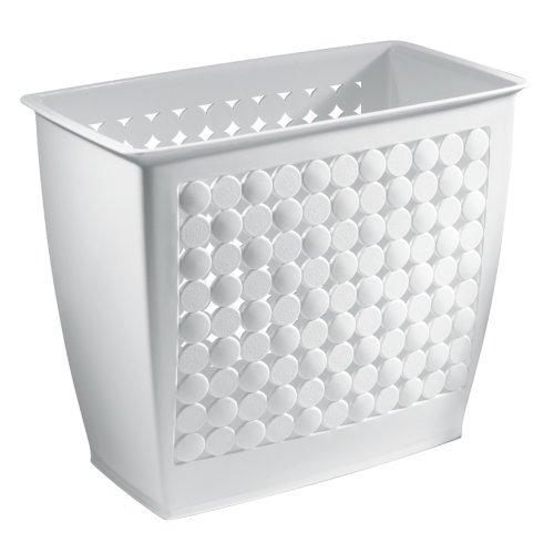 interdesign orbz papelera papelera de cuarto de baño, ofici
