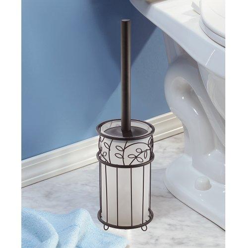 interdesign twigz baño, toilet bowl pincel y el sostenedor