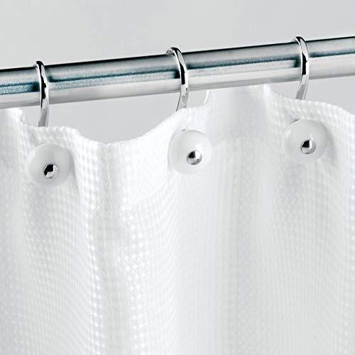 interdesign york ganchos para colgar cortinas de baño, enga