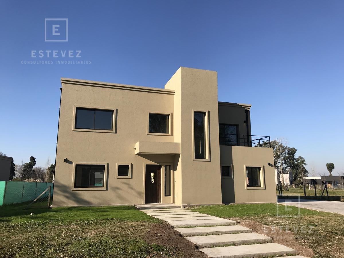 interesante casa en venta en area 2 en el barrio privado san matias