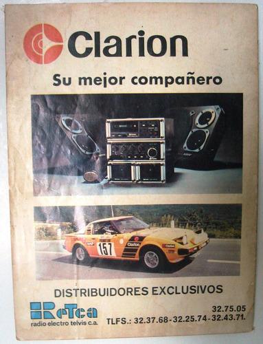 interesante revista mecánica popular junio 1980