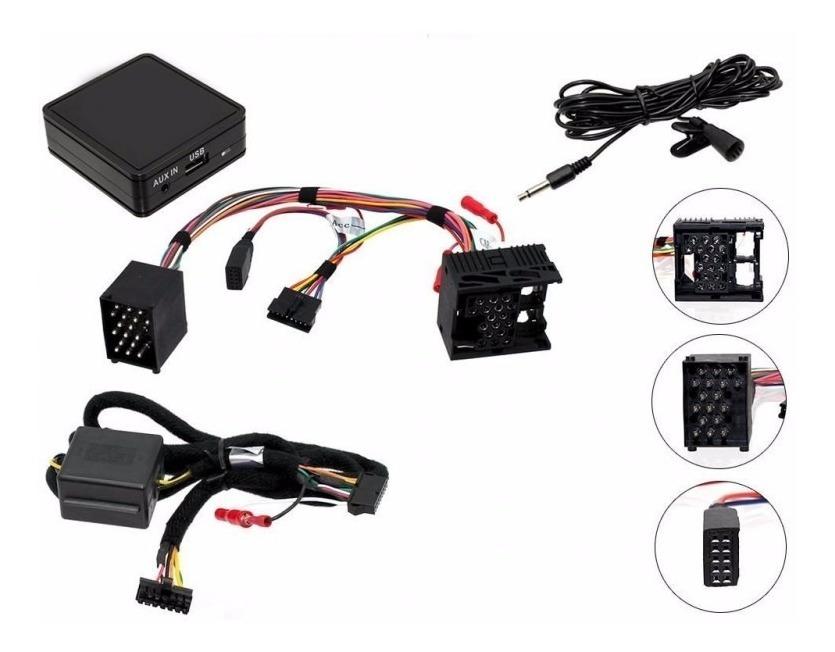 Para BMW Mini Cooper S r53 harman kardon Auto Radio Adaptador volante adaptador cable