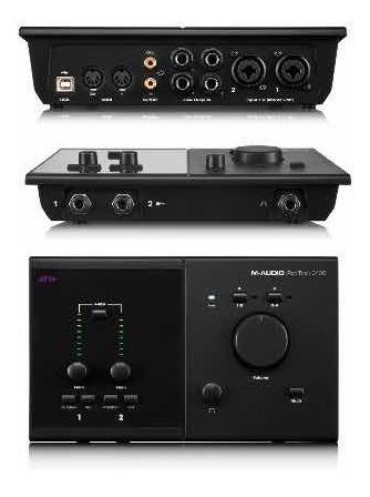 interface audio audio