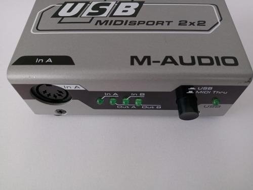 interface audio placa