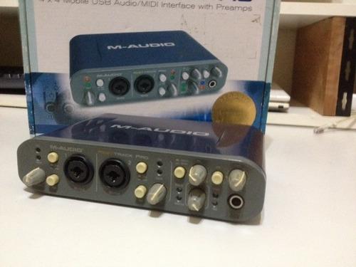 interface audio pro
