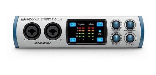 interface audio studio