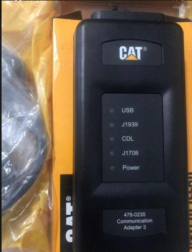 interface caterpillar et3 adapter + software et