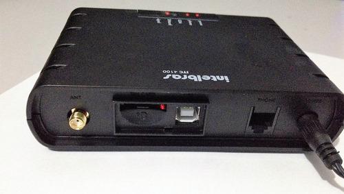 interface celular quad band intelbras itc 4100