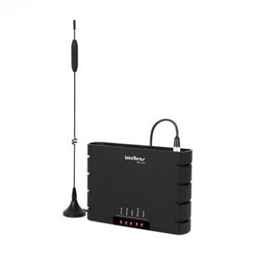 interface celular quad band intelbras itc 4100 para pabx