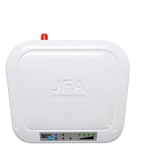 interface celular rural gsm quad jfa smart cell c/ protetor