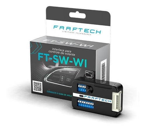 interface comando volante universal ft-sw-wi faaftech