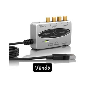Interface De Áudio Bering