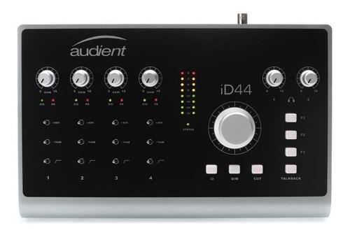 interface de audio usb audient id44