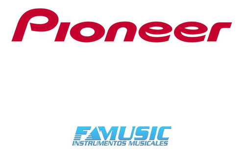 interface de iluminacion pioneer rb-dmx1