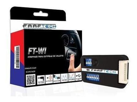 interface de volante ft wi peugeot 407  faaftech