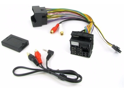 interface entrada auxiliar peugeot 207 cc rc gti 307 vpgx011