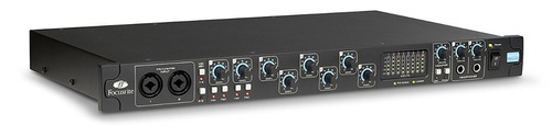 interface focusrite saffire pro 40 professional 20 in/20