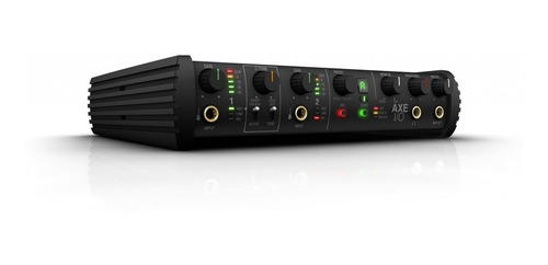 interface ik multimedia axe i/o high end guitar