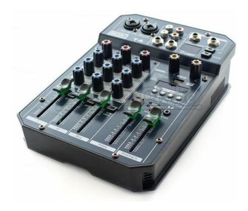 interface mesa boxx mixer t4 usb