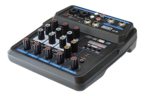 interface mesa boxx mixer u4 usb