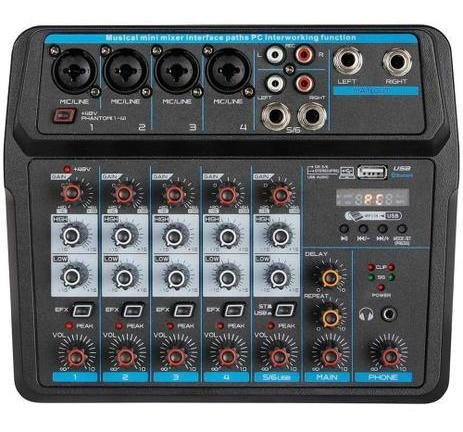interface mesa boxx mixer u6 usb