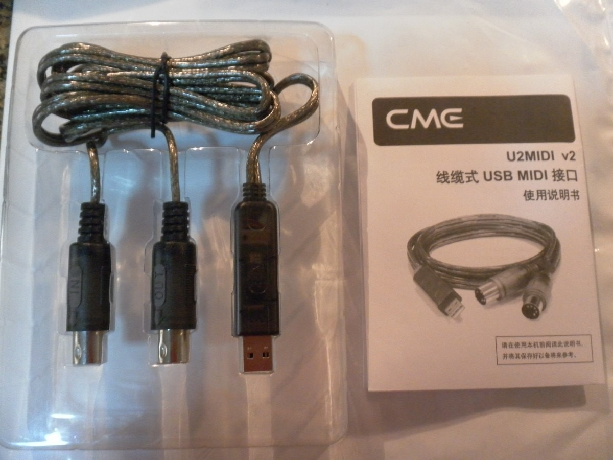 CME U2MIDI WINDOWS 8.1 DRIVER