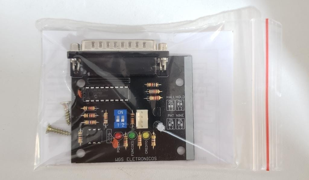 Interface Mult Linux Vhd ( Wgs Eletronicos )