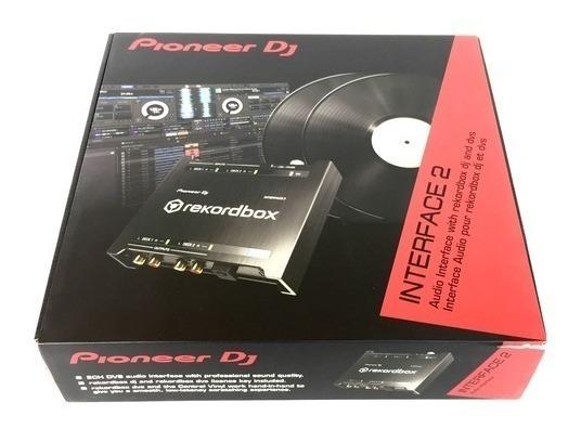 Interface Pioneer Rekordbox Dj Interface2 Vinil Time Code Nf
