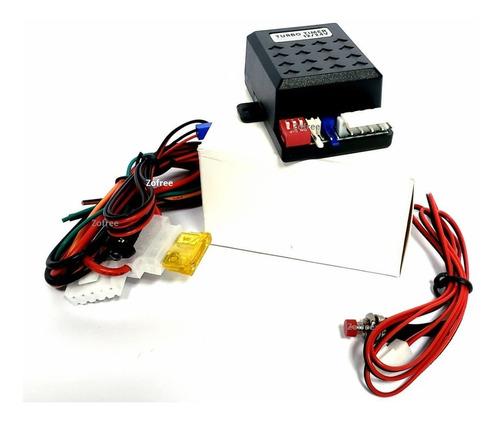 interface turbo timer 12/24v vehículos petroleros / zofree