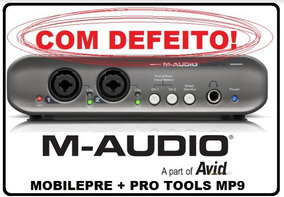 M AUDIO MOBILEPRE TREIBER WINDOWS XP