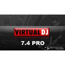 Virtual Dj 7.4 Pro + Pack De Skin Y Efectos
