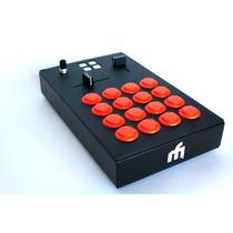 Exclusivo!!! Controlador Midi - Midi Fighter Pro Mastercue