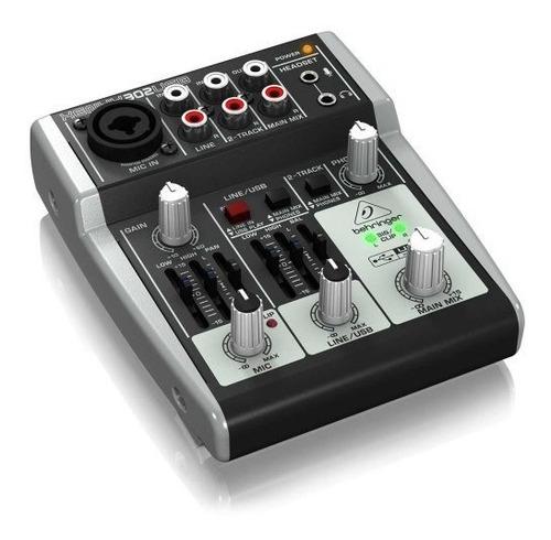 interfaces de audio,behringer xenyx 302usb