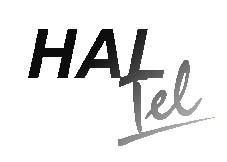 interfase telular gsm haltel 1902 4g con bateria de back up